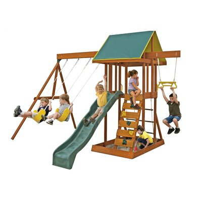 Big Backyard Meadowvale Wooden Play Set F24035EX