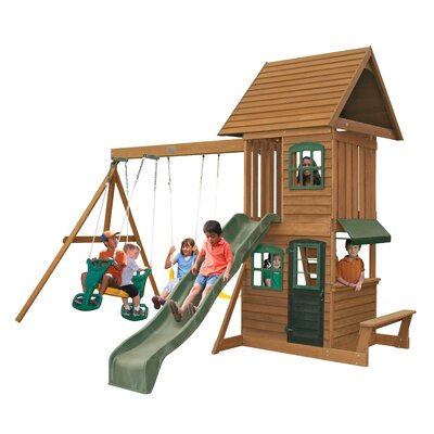 Big Backyard Windale Wooden Play Set F23220