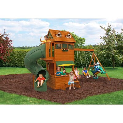 Big Backyard Forest Hill Retreat Play Set F23180