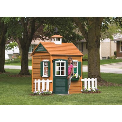 Big Backyard Bayberry Playhouse P280050X