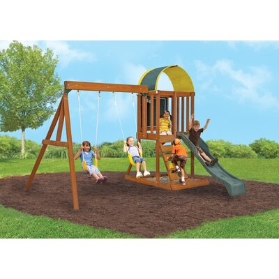 Big Backyard Andorra Swing Set at Sears.com