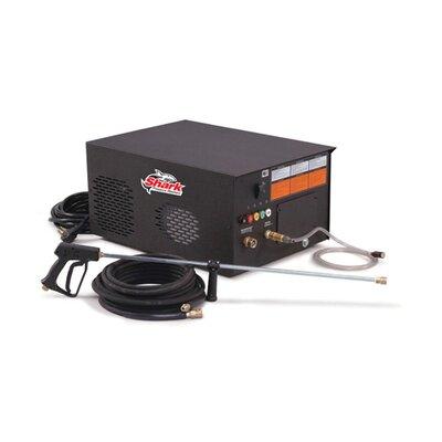 SharkPressureWashers CB Series 4 GPM 460/3 Belt Drive Cold Water Pressure Washer