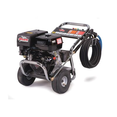 SharkPressureWashers DG Series 3 GPM Honda GX270 Direct Drive Cold Water Pressure Washer at Sears.com