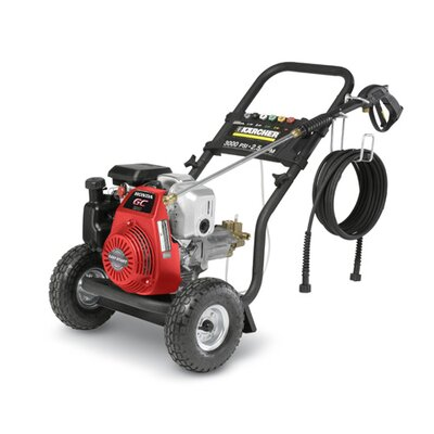 SharkPressureWashers RG Series 2.5 GPM Honda GC190 Gas Cold Water Pressure Washer at Sears.com
