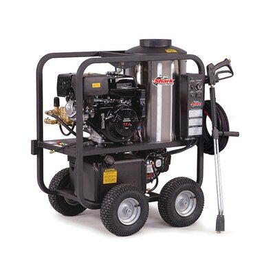 SharkPressureWashers SGP Series 3.5 GPM Honda GX340 Hot Water Pressure Washer at Sears.com