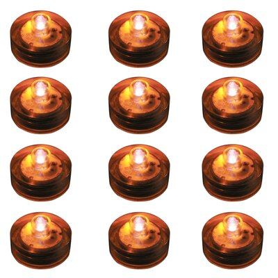 Submersible Lights Color: Orange