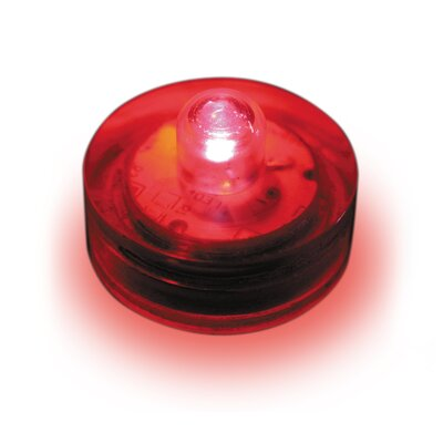 Submersible Lights Color: Red