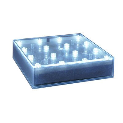LED Battery Operated BaseLite Shape: Square