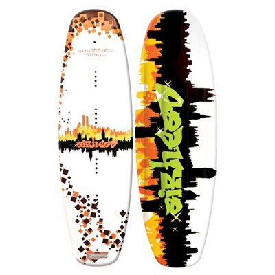 Image of Airhead Graffiti City Wakeboard (AHW-3010)