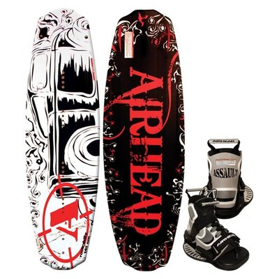 Image of Airhead Rockabilly Wakeboard with Assault Binding (AHW-5017)