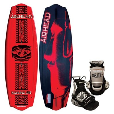 Image of Airhead Kahuna Wakeboard with Assault Binding (AHW-57)