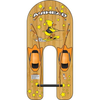 Buy Low Price Airhead U-Ski Water Skis (AHUS-1)