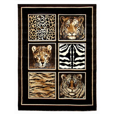 Skinz Skin And Tiger Area Rug