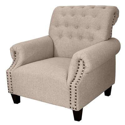 Dorothy Upholstered Arm Chair