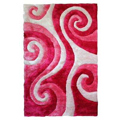 3D Abstract Swirl Area Rug