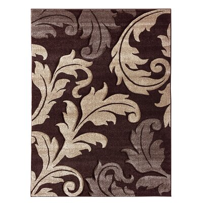 Hollywood Chocolate Area Rug