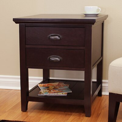 Dravin End Table