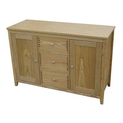 Cheap DonnieAnn Company Ashton Sideboard in Natural (QDY1284)