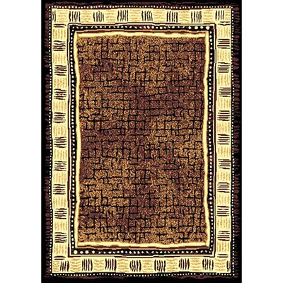 African Adventure Skin 1 Area Rug Rug Size: 7 x 52