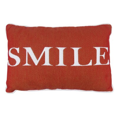 Smile Tapestry Decorative Throw Pillow
