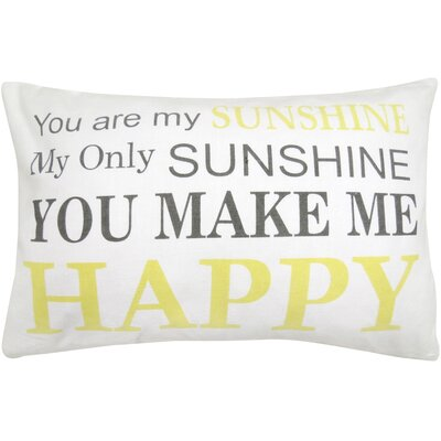 My Sunshine Pillow