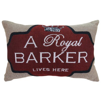 Royal Barker Pet Pillow