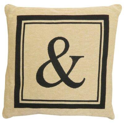 Vintage House Monogram & Throw Pillow