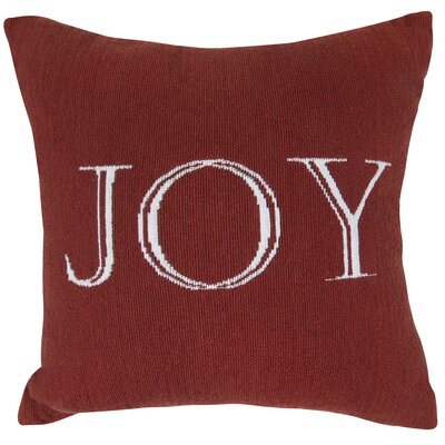 Vintage House Joy Tapestry Throw Pillow