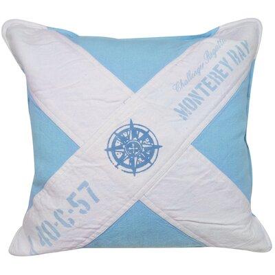 Vintage House Monterey Cotton Throw Pillow