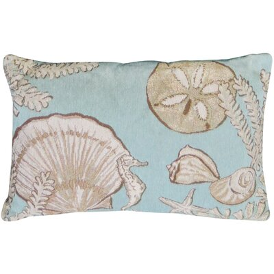 Sea Collage Tapestry Decorative Lumbar Pillow