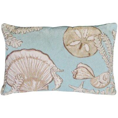 Sea Collage Tapestry Decorative Lumbar Pillow