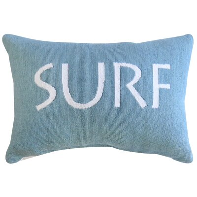 Surf Tapestry Decorative Lumbar Pillow