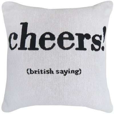Cheers Tapestry Decorative Throw Pillow