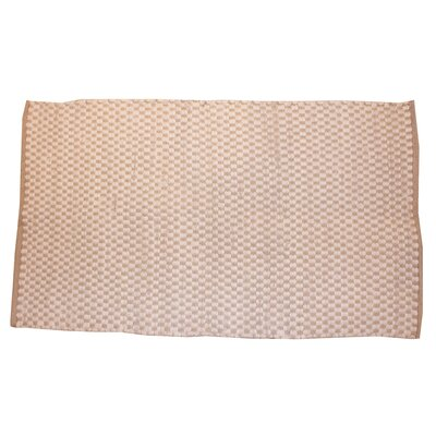 Gialousa Hand-Woven Cotton Natural Area Rug