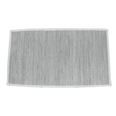 Cordero Hand-Woven Cotton Gary Area Rug