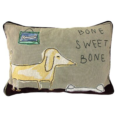 PB Paws & Co. Bone Sweet Bone Lumbar Pillow