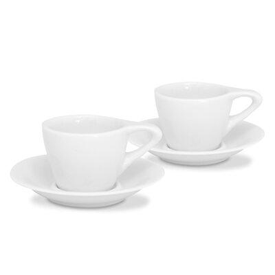 notNeutral LINO 3 oz. Espresso Cup & Saucer 01501250