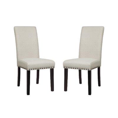 Redfield Side Chair Upholstery: Ricepaper