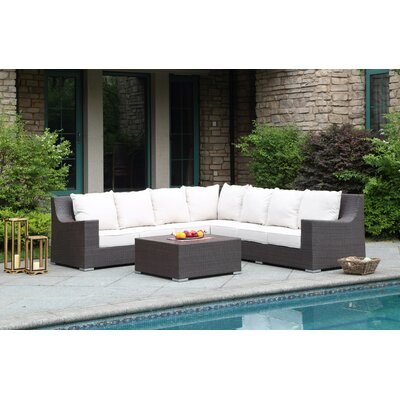 Panama 4 Piece Deep Seating Group
