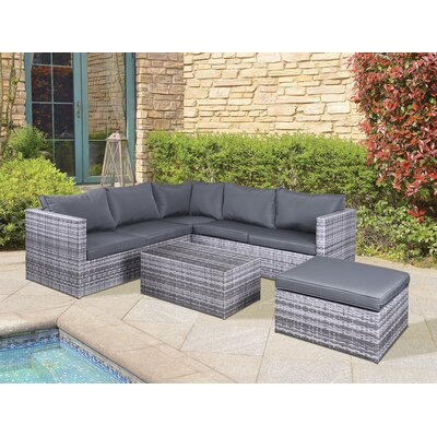 Woolford 2 Piece Deep Seating Group