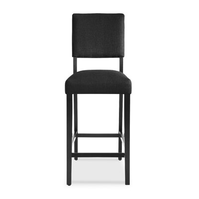 Majoch 30.5 Bar Stool Color: Anthracite
