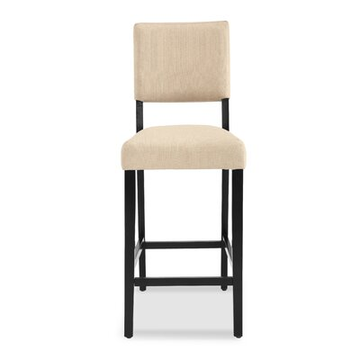 Majoch 30.5 Bar Stool Color: Tweed