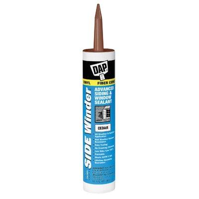 Dap Cedar Side Winder? Advance Polymer Siding & Window Sealant 00823 at Sears.com