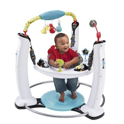 Evenflo ExerSaucer Jump and Learn Stationary Jam Session Bouncer at Sears.com