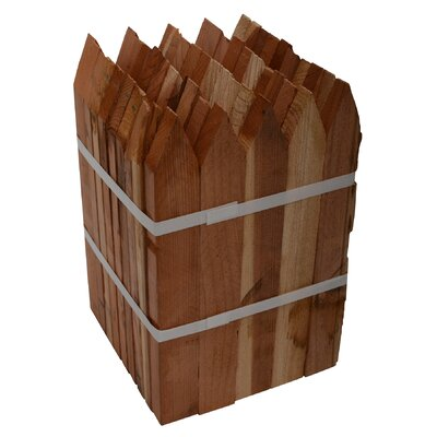 Redwood Tree Stakes (set Of 50) Size: 12""