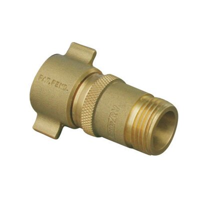 RV Brass Water Pressure Regulator