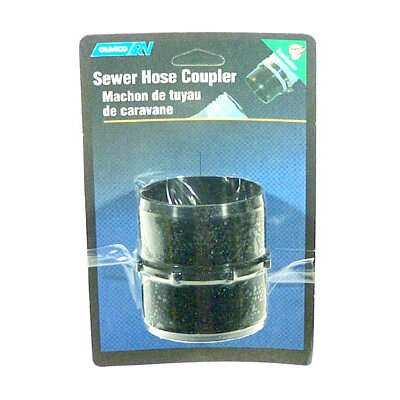 RV Internal Hose Coupler