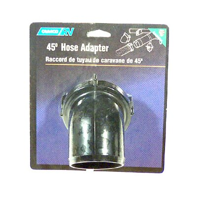 RV 45� Hose Adapter