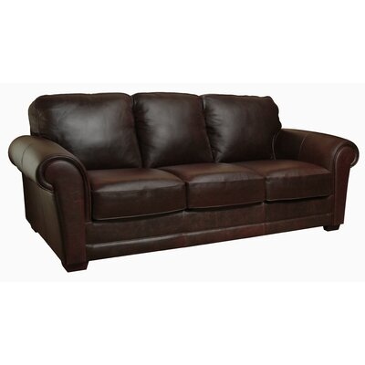 Buda Leather Sofa