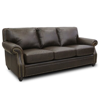 Bucoli Leather Sofa